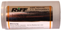Riff Rechargeable Li-Ion Battery for Riff Videolight D 32 and MLV 5500 mAh